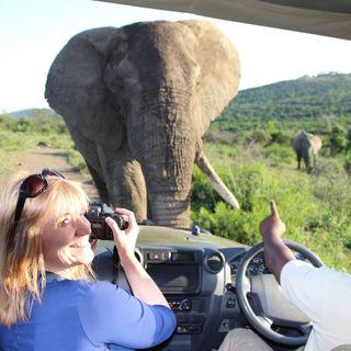 Travel Writer Roxie LaFever on Big Blend Radio
