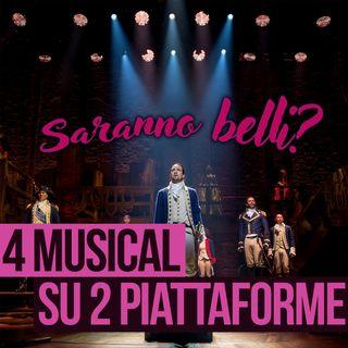 Puntata 25 - 4 MUSICAL su 2 Piattaforme