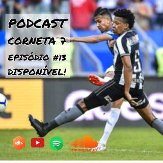 [13] Cruzeiro x Botafogo / Parada da Copa América
