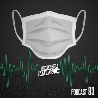 Podcast #93: De manera virtual y a lo lejos, contamos cómo vivimos con el CORONAVIRUS