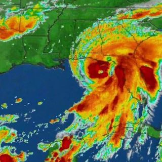 Tropical Storm Hermine Causing Flooding, Damage