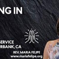 [SERMON] Living In JOY! - ACIM - Unity - Maria Felipe - A Course in Miracles