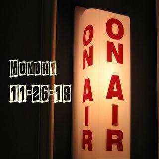 Monday, November 26th