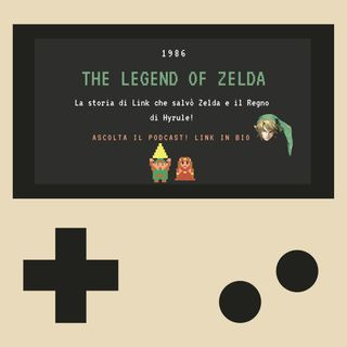 THE LEGEND OF ZELDA - 1986 - puntata 6