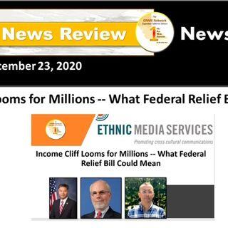 ONR 12-23-20: What the federal relief bill could meanEMS