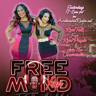 Free Your Mind Radio 12/13 @AccelRadio