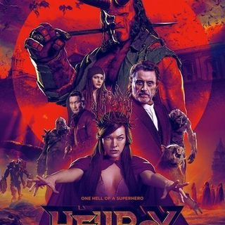 Damn You Hollywood: Hellboy (2019)