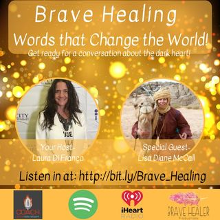 """Bringing Your Shadows to the Light,"" with Special Guest, Lisa Diane McCall"