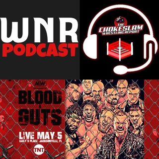 WNR352 AEW BLOOD & GUTS