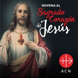 Día 4 Novena al Sagrado Corazón ACN