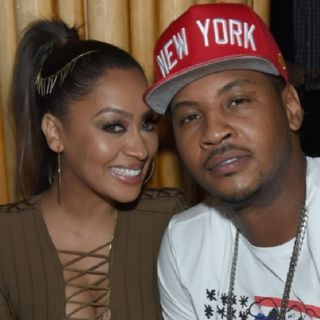 LALA ANTHONY FILES FOR DIVORCE!!!!/ LALA/ CARMELO BIRTHDAY READING!!!