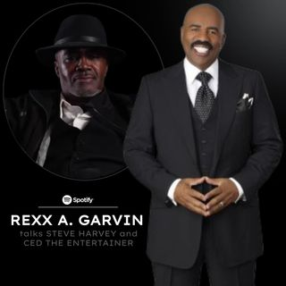 the REAL FAMILY FUED : REXX A. GARVIN (The Funk Prophet) EXPLAINS WHY HE's 'THE UNDERDOG CHAMPION' vs STEVE HARVEY / CED THE ENTERTAINER