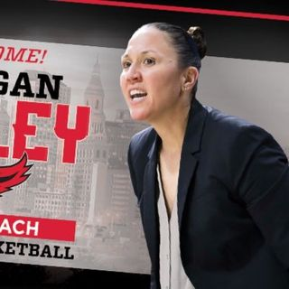 New Hartford WBB Coach & Former Husky Morgan Valley 4/18
