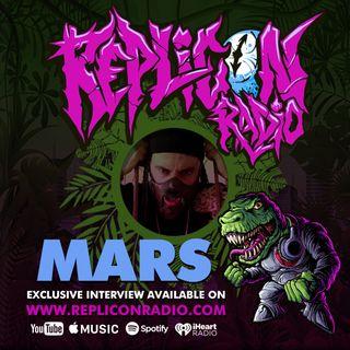 MARS - Replicon Radio Exclusive Interview 9/4/19