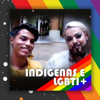 Indígenas e LGBTI+