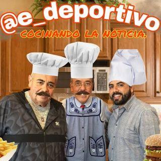 Que coman Rico, Que coman Sabroso con Espacio Deportivo de la Tarde 28 de Mayo