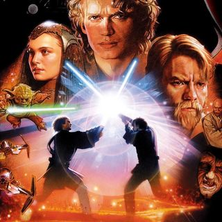 Hero Heads Podcast - Star Wars Episode III