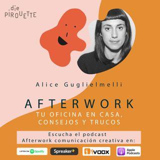 Ep 5. Tu oficina en casa, trucos y consejos con Alice Guglielmelli