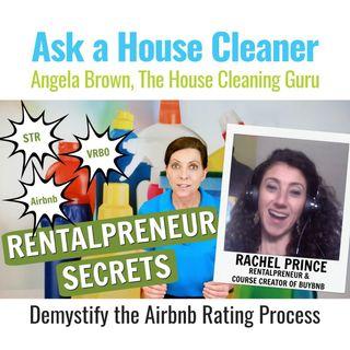 Rentalpreneur Secrets with Rachel Prince, Airbnb, VRBO, STR