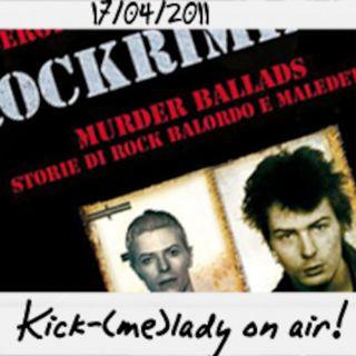 Dance to the radio - Dj Chiaretta aka Kick-(me)lady on air (17.04.2011)