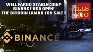 BITCOIN LAMBORGHINI for SALE Wells Fargo STABLECOIN BINANCE USA HERE YEN.io LAUNCH
