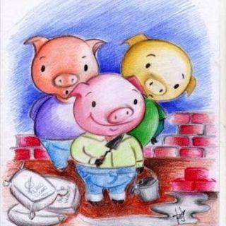 Los Tres Chanchitos - Cuentos Infantiles