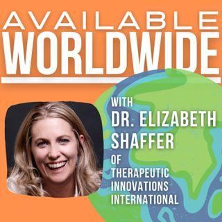 Elizabeth Joy Schaffer of Therapeutic Innovations International