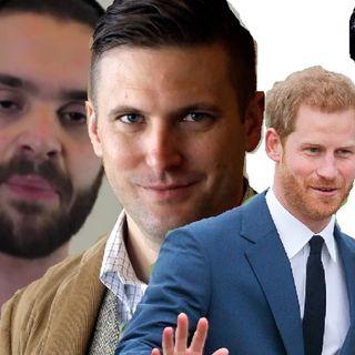 S03 Ep02 - More Racist Royal Reactions + Warski, Spencer & Sargon's Shitshow