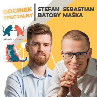 Stefan Batory i Sebastian Maśka-Booksy & Versum łączą siły