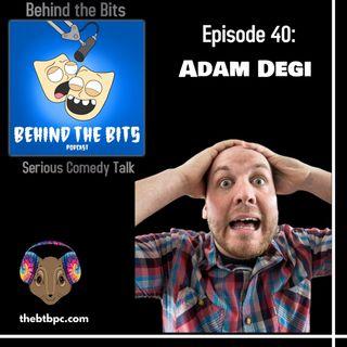 Episode 40: Adam Degi