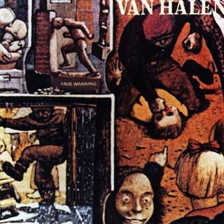 Van Halen Fair Warning Shredcast!