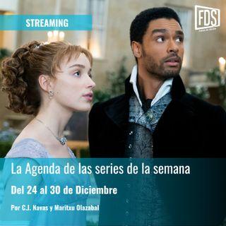 Streaming: Agenda de Series del 24 al 29 de Diciembre