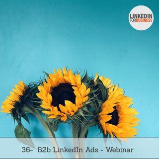 36-B2b-Linkedin-Ads- Webinar
