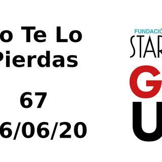 Go Up | No te lo pierdas 68 (16/06/20)
