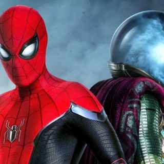 Damn You Hollywood: Spider-Man Far From Home Review