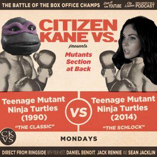 Teenage Mutant Ninja Turtles (1990) vs Teenage Mutant Ninja Turtles (2014)
