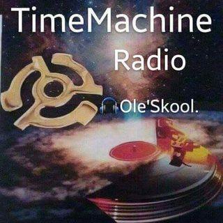 Jazzy Jay on Time Machine Radio
