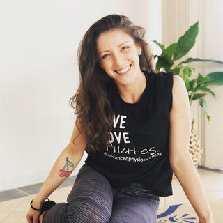 Ep.151 - La storia di Elisa D'amico, insegnante di Pilates e di danza ad Adelaide!