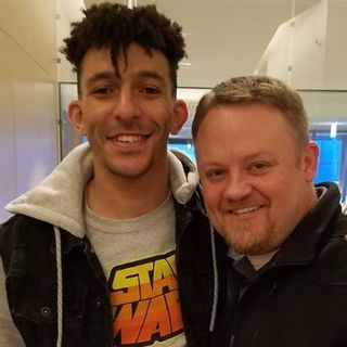 Star Wars Celebration 2019: Khleo Thomas Interview