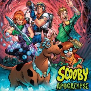 Source Material #214: Scooby Apocalypse 1-6 (DC Comics, 2016)