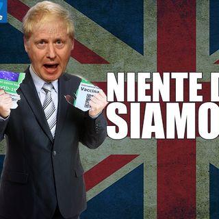 Niente dittatura, siamo Inglesi - Dietro il Sipario - Talk Show