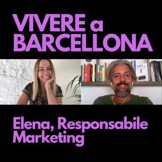 Elena, Resp. Marketing a Barcellona