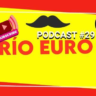 #29 Frijo Euro y la musica urbana