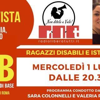 Intervista a Flaminia - membro dell'USB e del Comitato A.E.C. di Roma