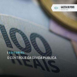 Editorial: O controle da dívida pública