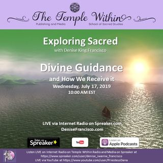 Divine Guidance and How We Receive It