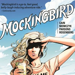 Source Material #152:  Mockingbird Volume 2:  My Feminist Agenda