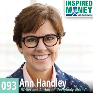 093: Tips for Better Business Writing with Ann Handley
