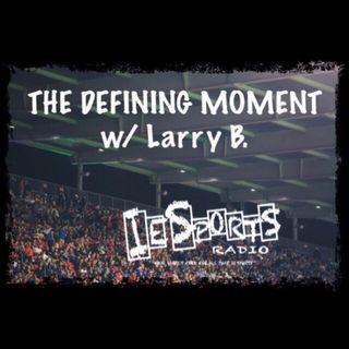 The Defining Moment- WCWS, Stanley Cup, NBA Finals, MLB, CWS, NCAATF, DXC600, Canadian GP, French Open, WNBA, FIFAWWC, GolovkinRolls &More!