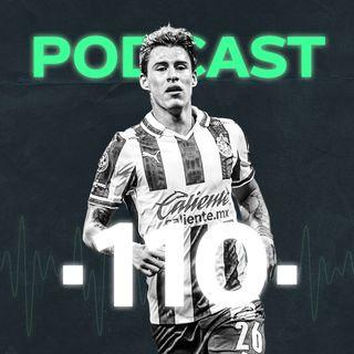 Podcast #110: América no tiene identidad: Pollo Briseño, se calienta el América-Chivas